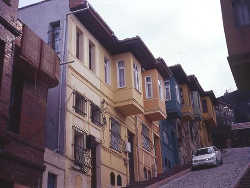 Vernacular Architecture on Istanbul   Vernacular Architecture  Istanbul  Turkey   Via Pontica